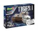 Revell 05790 Tank Tiger I. Ausf.E 75 Years (1:35)