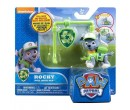 Spin Master Paw Patrol Rocky Pull Back Pup
