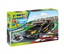 Revell Junior Kit 00809 Racing Car, Černé 1:20
