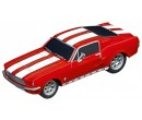 Auto Carrera 64120 Ford Mustang 1967 Racing Red