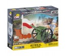 Cobi 2979 Great War 75 mm Polní dělo 1897, 61 kostek