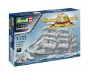 Revell GiftSet 05695 Gorch Fock, 60th Anniversary (1:253)