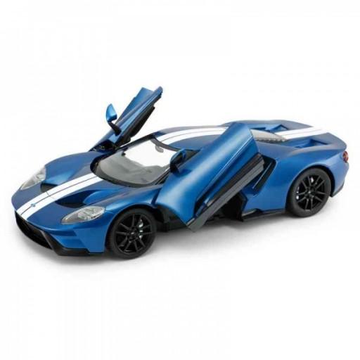 Rastar RC auto Ford GT Modrý (1:14)