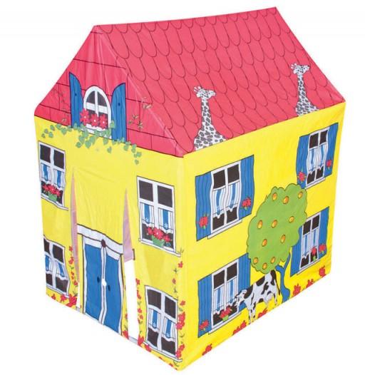 Bestway Dětský plastový domeček 102x76x114 cm
