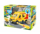 Revell Junior Kit 00814 Delivery Truck incl. Figure (1:20)