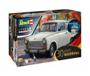 Revell Gift Set diorama 07619 Trabant 601, 30th Anniversary Fall of the Berlin Wall