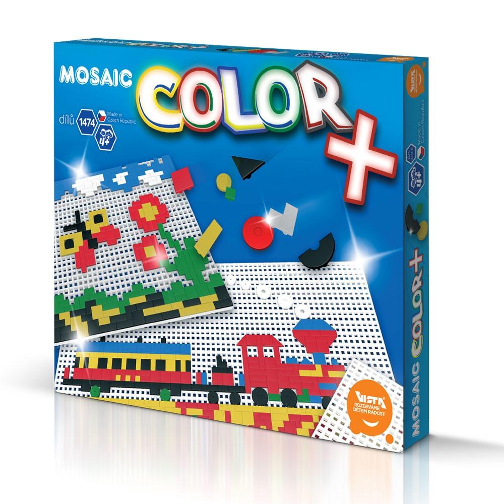Vista Mosaic Color+ 1474 dílů