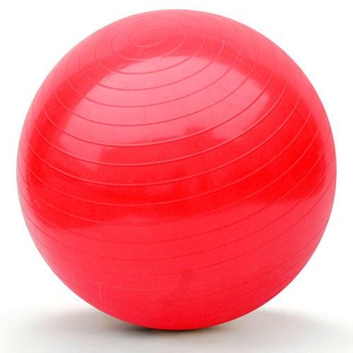 Gymnastický míč 75 cm - Červený