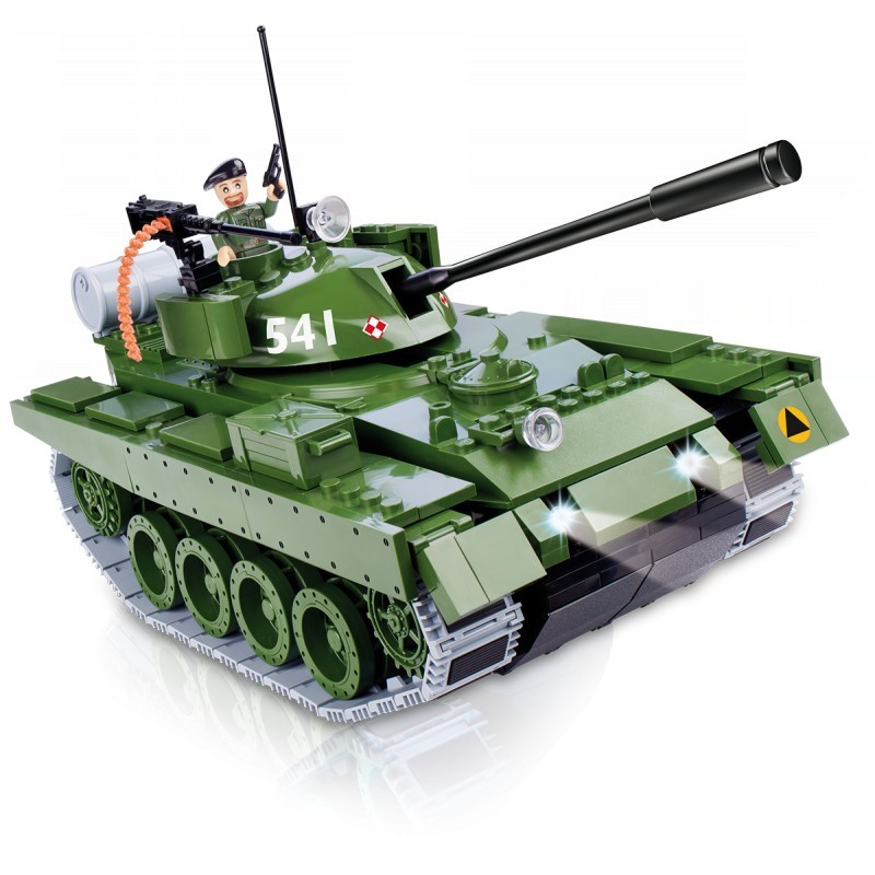 Cobi 21904 Electronic Tank T-72 (I/R a Bluetooth)