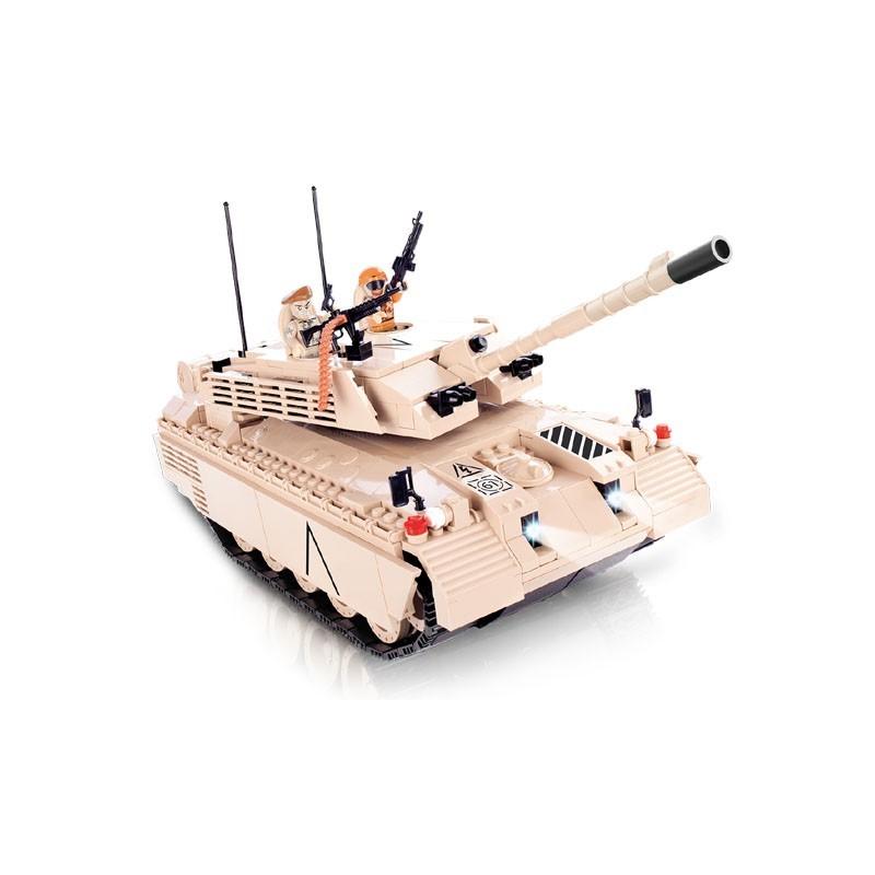 COBI 21905 Electronic Tank Challenger I (I/R a Bluetooth)