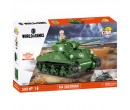 COBI 3007 World of Tanks M4 Sherman, 500 kostek