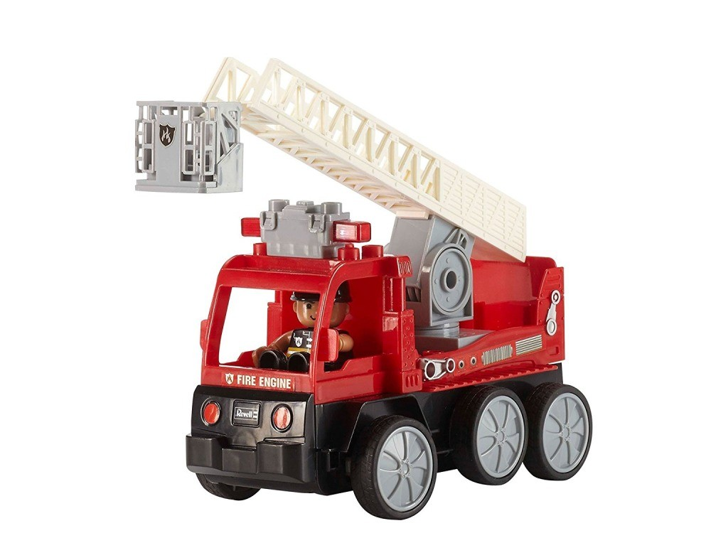 RC autíčko Revell Junior 23001 Fire Truck 40 MHz